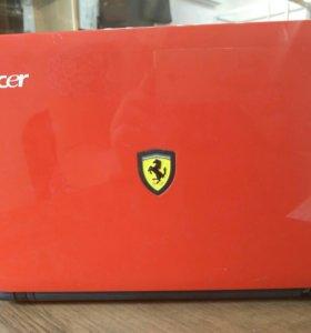 Ноутбук ACER Ferrari