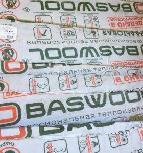Теплоизоляционные базальтовые плиты Baswool ruf