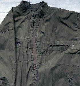 Куртка мужская большого размера