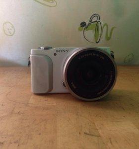 Фотоаппарат цифровой Sony alpha avchd nex 3n