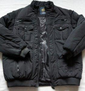 Мужская куртка большого размера