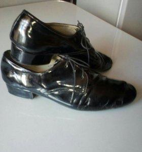 Туфли на стандарт