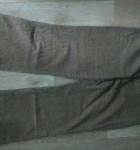 Вельветовые брюки для беременных.