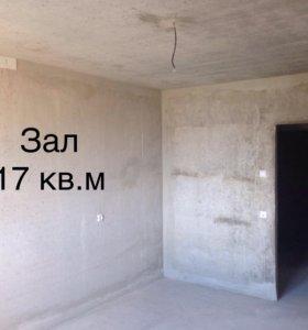Квартира, 3 комнаты, 88.8 м²