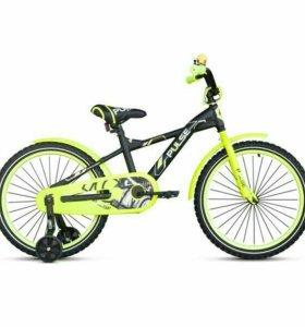 Детские велосипеды Пульс для 4-9 лет