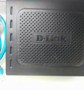 Интернет-роутер DSL-2500U