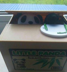 Копилка-панда