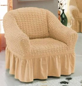 2 чехла на кресла