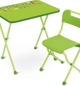 """Комплект детской мебели """"Алина"""" новый"""