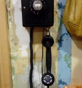 Телефон. Швейцария 1953 год.