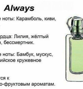 Парфюмерная вода Avon Always 50 мл