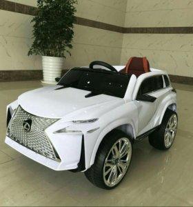 Детский электромобиль Lexus RX 350