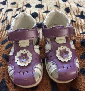 🌺 сандали на девочку🌺