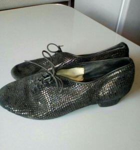 Туфли на латино