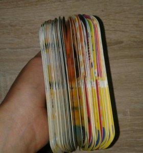 Карточки Гадкий Я3