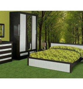 Спальня Монако модульный набор
