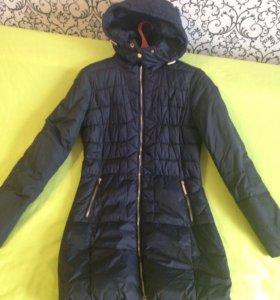 Удлиненная куртка/пальто
