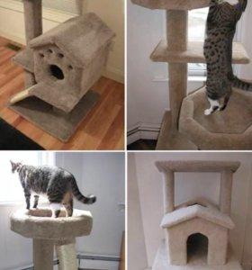 Дом для кошек и котов
