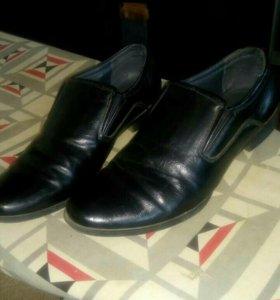 Туфли на мальчика 36 размер