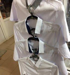 Рубашки приталеные