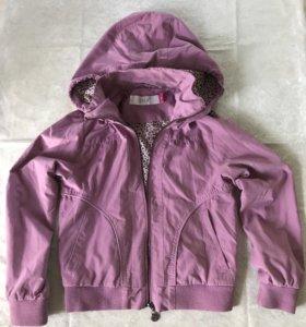 Куртка на осень 134 рост
