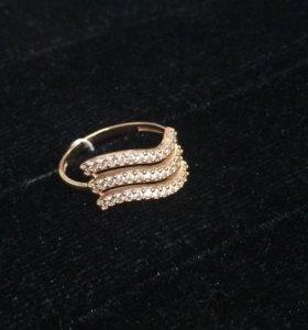 Кольцо золото 585* 2 гр.