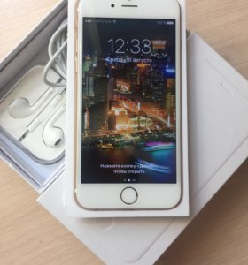 iPhone 6, 64gb, Gold