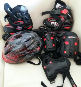 Ролики (набор с сумкой и защитой)