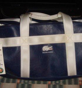 Lacoste спортивная сумка