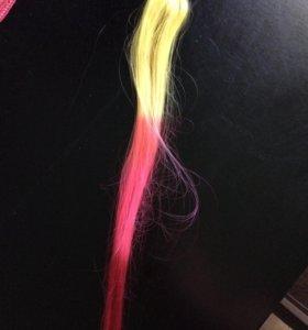 Заколка волосы