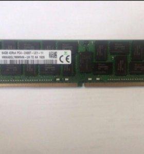 Память Hynix 1x64GB DDR4 lrdimm PC4-19200