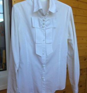 Рубашка для девочек школьная