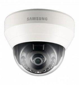 Samsung SND-6084RP купольная камера видеонаблюде