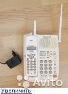 Стационарный телефон Panasonic KX-TC1743W