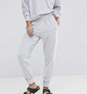 Бархатные штаны Asos