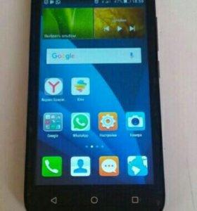 Смартфон Huawei Y5C 4.5 8Gb