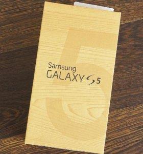 Samsung Galaxy S5 16Гб новый