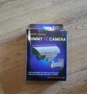 Фейковая камера видеонаблюдения