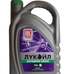 Антифриз Лукойл зелёный