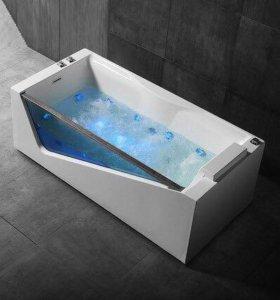 Ванная стеклянная