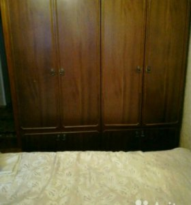 Шкафы двухдверные