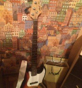 Бас-гитара PHIL PRO ML-JB10