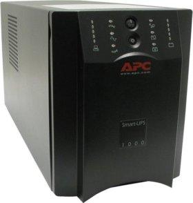 ИБП APC Smart-UPS 1000VA