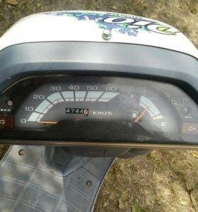 Honda tact 24,2 такта