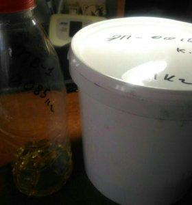 Эпоксидная шпатлевка 1 кг