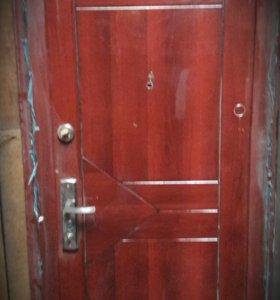 Дверь входная!новая!торг