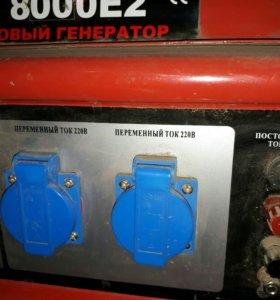 Бензо-электро генератор