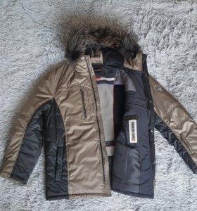 ОРИГИНАЛЬНАЯ НОВАЯ  мужская куртка AutoJack