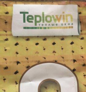 Баннер Teplowin окна