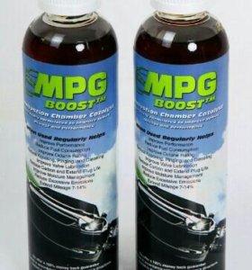 Биокатализатор топлива MPG-BOOST - экономия топлив